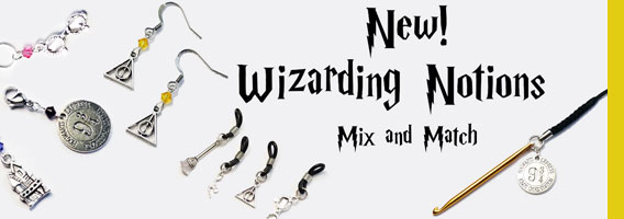 Wizarding Knitting Notions